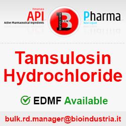 Tamsulosin Hydrochloride Price Cost Generic Pharmacompass Com
