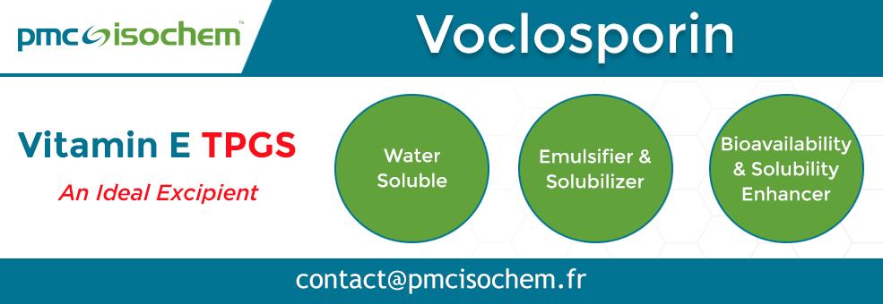 PMC-Isochem-Voclosporin