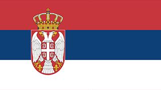 Serbia-big Flag
