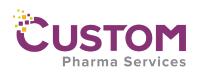 Custom Pharma Services