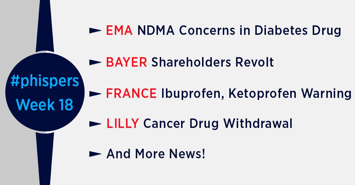 EMA raises NDMA impurity concerns in diabetes drug made by Hetero; shareholder revolt rocks Bayer
