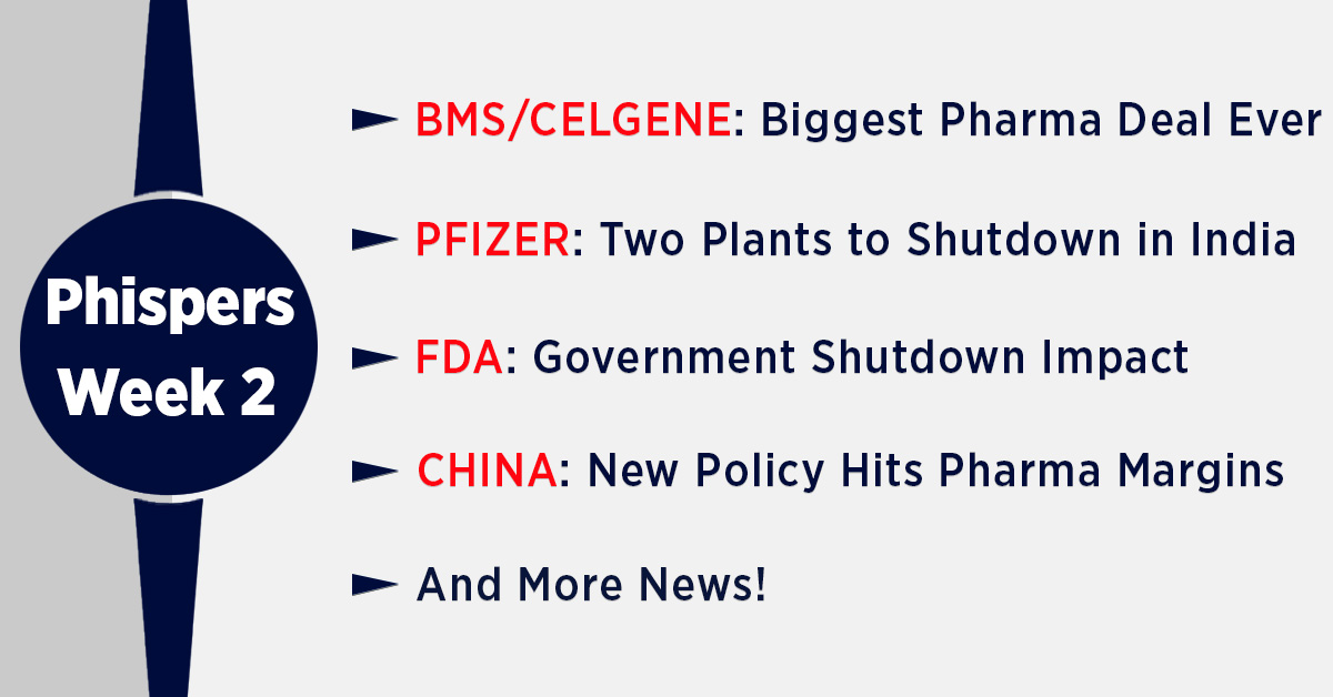 Pfizer Announces Shutdown Of Two Manufacturing Sites In India That Employ 1700 People Radio Compass Phisper