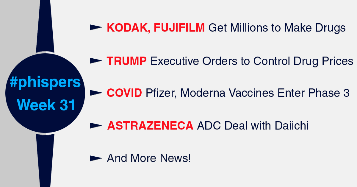 Kodak, Fujifilm get millions from US government to produce drugs; Trump's orders to check drug prices upsets industry