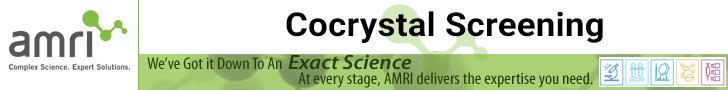 AMRI-Cocrystal-Screening