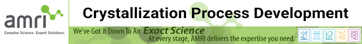 AMRI-Crystallization-Process-Development