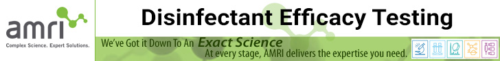 AMRI-Disinfectant-Efficacy-Testing