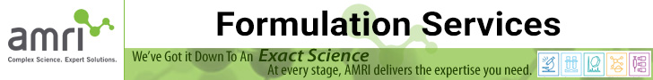 AMRI-Formulation-Services