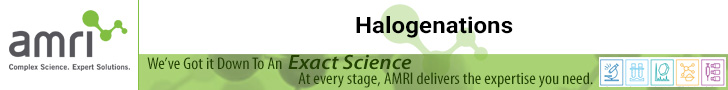 AMRI-Halogenations