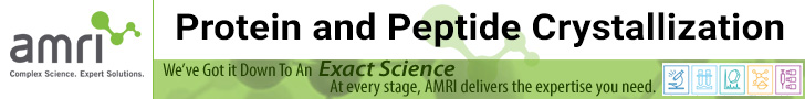 AMRI-Protein-and-Peptide-Crystallization