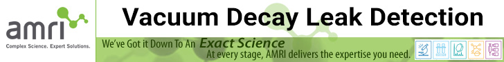 AMRI-Vacuum-Decay-Leak-Detection