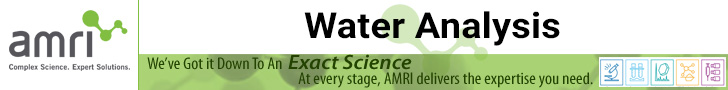 AMRI-Water-Analysis