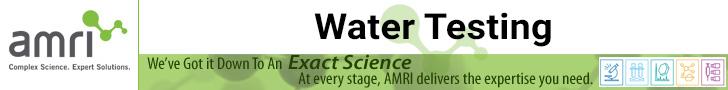 AMRI-Water-Testing