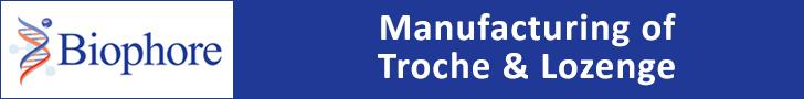 Biophore-Manufacturing-of-Troche-&-Lozenge