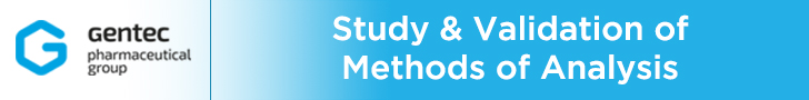 Gentec-Study-Validation-of-Methods-of-Analysis