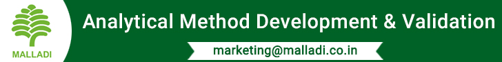 Malladi-Analytical-Method-Development-&-Validation