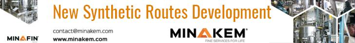 Minakem-New-Synthetic-Routes-Development
