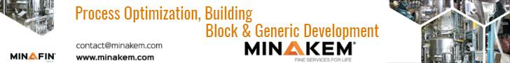 Minakem-Process-Optimization-Building-Block-Generic-Development