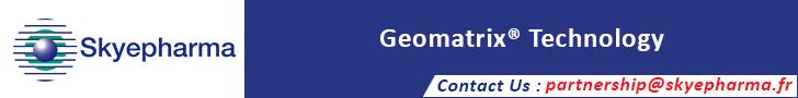 Skyepharma-Geomatrix-Technology