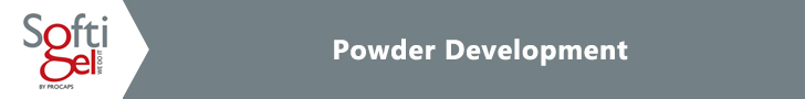 Softigel-Powder-Development