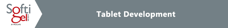 Softigel-Tablet-Development