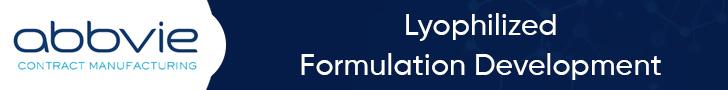 Abbvie-Lyophilized-Formulation-Development