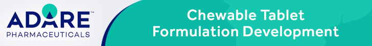 Adare-Chewable-Tablet-Formulation-Development