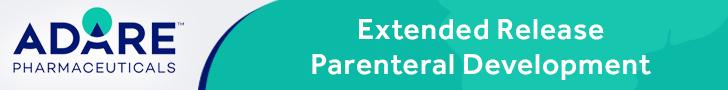 Adare-Extended-Release-Parenteral-Development