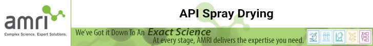 AMRI-API-Spray-Drying