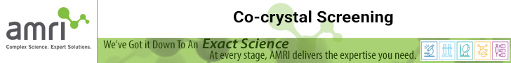 AMRI-Co-crystal-Screening