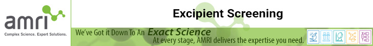 AMRI-Excipient-Screening