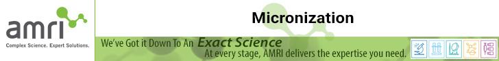 AMRI-Micronization