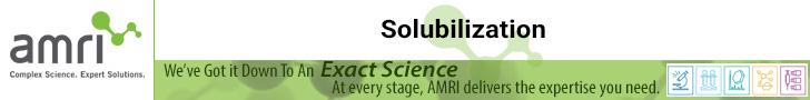 AMRI-Solubilization