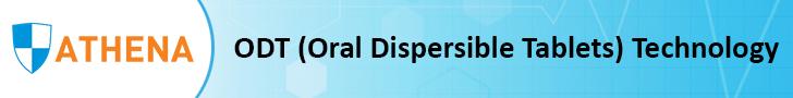 Athena-ODT-(Oral-Dispersible-Tablets)-Technology