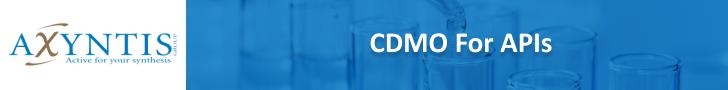 CDMO for APIs
