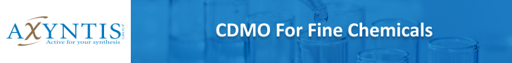 CDMO for Fine Chemicals
