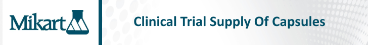 Clinical Trial Supply of Capsules