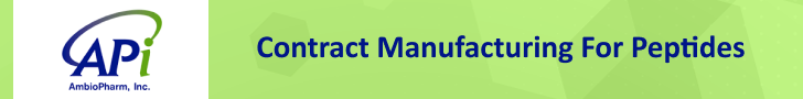 Contract Manufacturing for Peptides