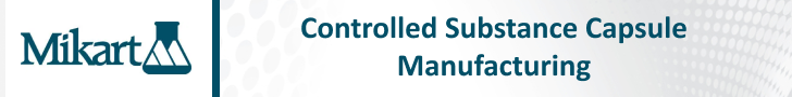 Controlled Substance Capsule Manufacturing