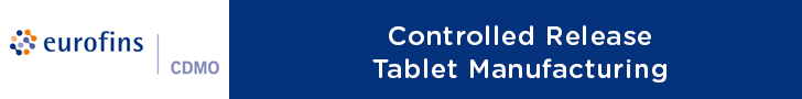 Eurofins-CDMO-Controlled-Release-Tablet-Manufacturing