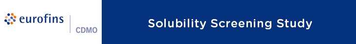 Eurofins-CDMO-Solubility-Screening-Study