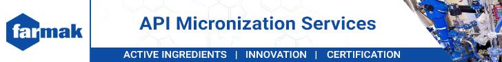 Farmak-API-Micronization-Services