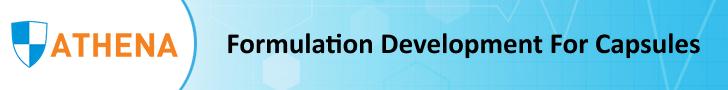 FORMULATION DEVELOPMENT FOR CAPSULES