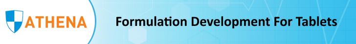Athena_Formulation_Development_Tablets