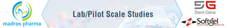Madras-Pharma-Lab-Pilot-Scale-Studies