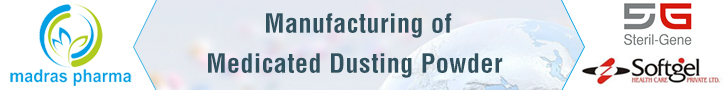 Madras-Pharma-Manufacturing-of-Medicated-Dusting-Powder