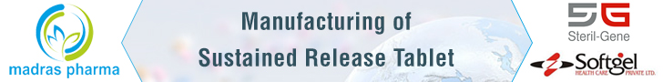 Madras-Pharma-Manufacturing-of-Sustained-Release-Tablet