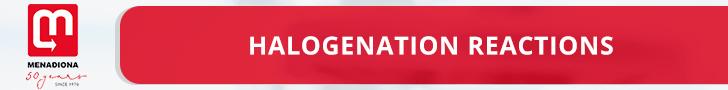 Menadiona-Halogenation-Reactions