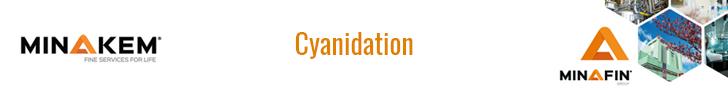 Minakem-Cyanidation