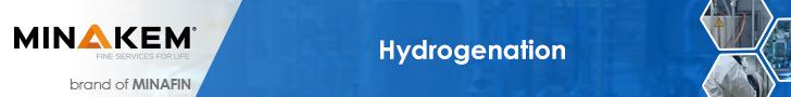 Minakem-Hydrogenation