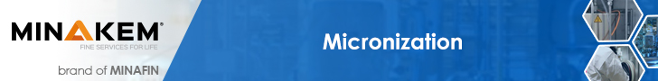 Minakem-Micronization